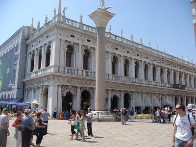 Libreria at Piazza San Marco