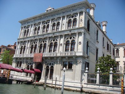 Sights from the Grand Canal