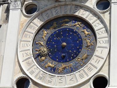 Clock Tower Zodiac