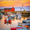 Rockport Harbor / Motif 1