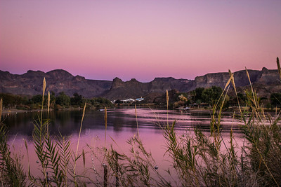 The river, Havasu City, Arizona