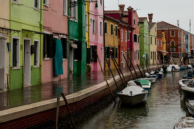 Fishing Village of Burano
