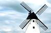 A HDR Shot of Lytham Windmill, Lytham St Annes, UK