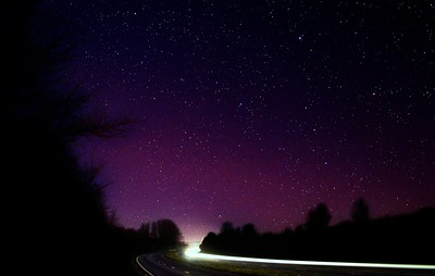Starlight over Hampshire, UK
