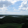 Mississippi River overlook, Vicksburg NMP, MS