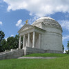 Illinois State Monument, Vicksburg NMP, MS