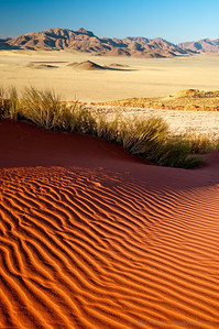 Namib Ripples