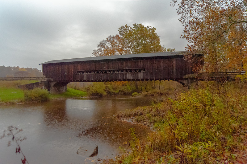 Benetka Covered Bridge