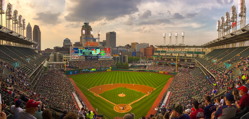 Cleveland Indians vs Detroit Tigers