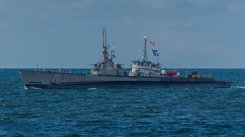 USS Cod Homecoming