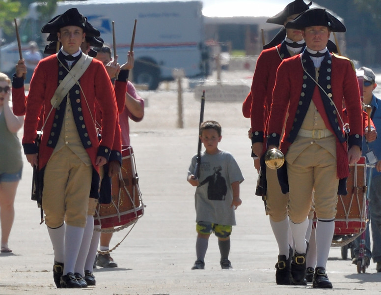 The Littlest Colonial