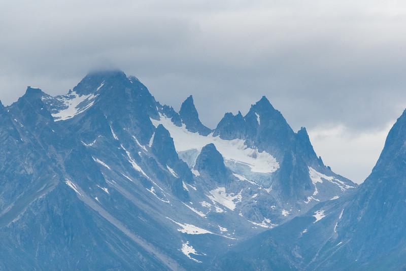 Glacier on Foraker