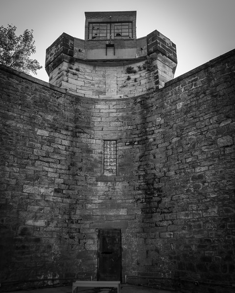Southeast Guard Tower
