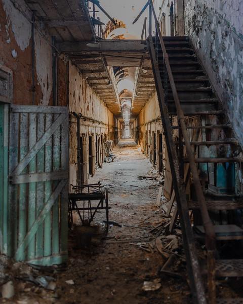 Preserved in Ruin