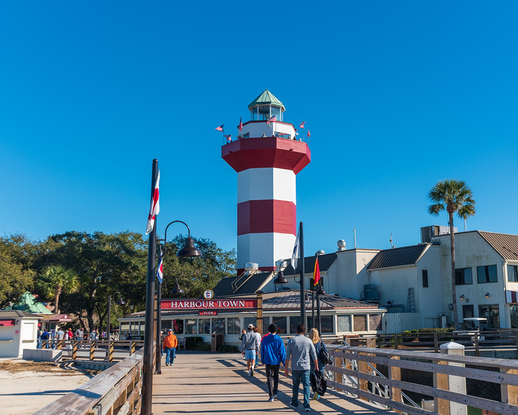 Hovering Harbour Town Lighthouse