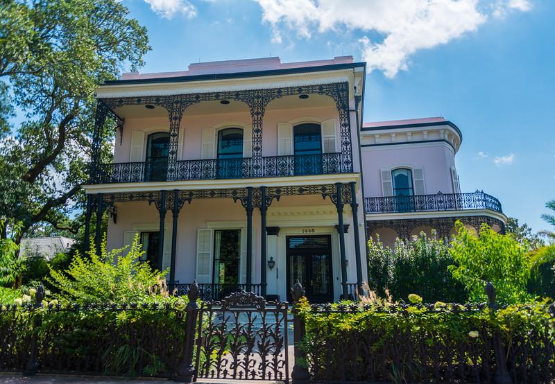Colonel Short's Villa