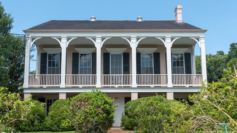 George Washington Cable House