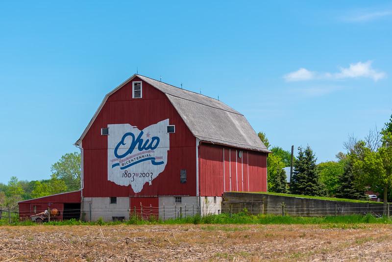 Erie Count Bicentennial Barn
