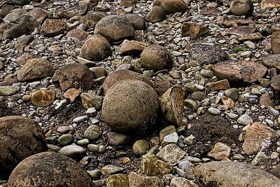 More cannonball rocks!