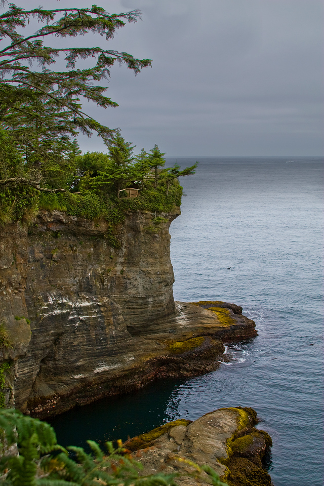 Cape Flattery - Northwestern-most point of the contiguous United States.