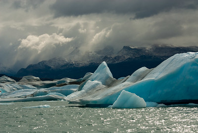 Moody Icescape