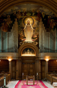 Main chapel