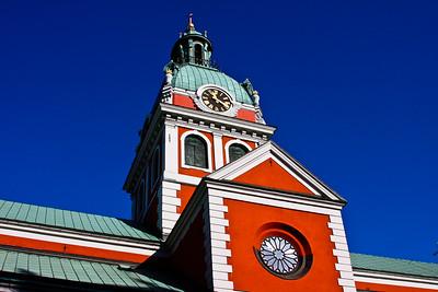 St. Jacob's Kyrka.