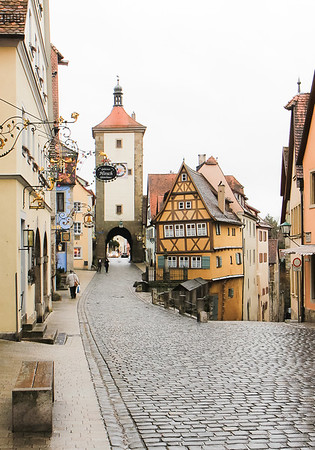 Rothenberg ob der Tauber, Germany