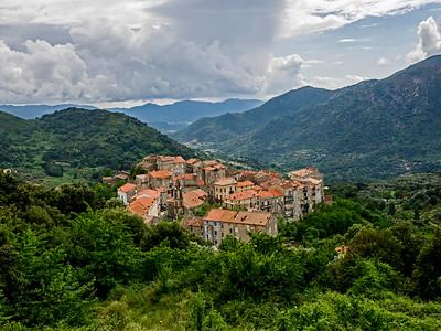Inland Corsica