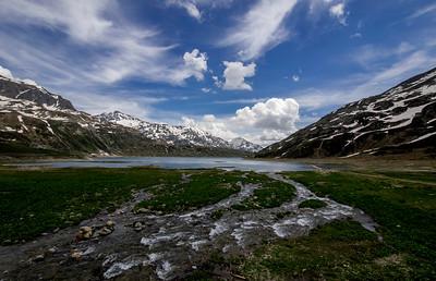 Lago Montespluga, Italy