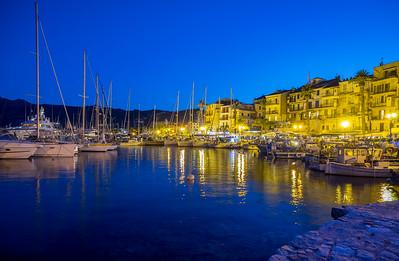 Calvi Harbour