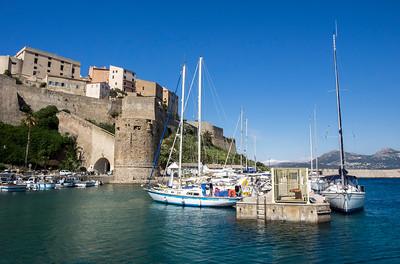 Calvi Fortress