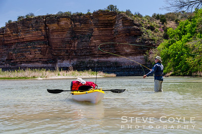 Fly Fishing the Llano