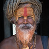 A Hindu holy man