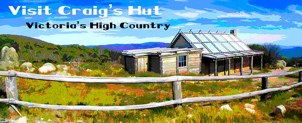 Craig's Hut at Mt. Sterling (Vic)