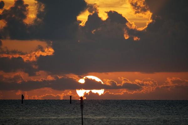 Sunrise Off Key Largo
