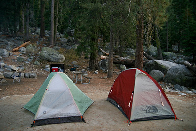 Lodgepole Camp, Sequoia National Park