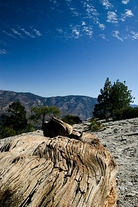 Moro Rock Sequoia National Park