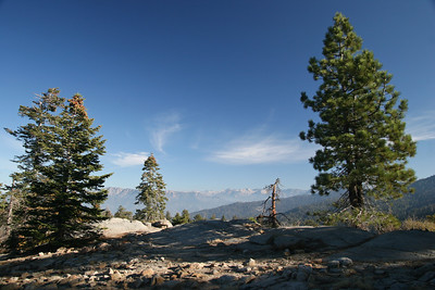 Buena Vista Peak, Sequoia National Park