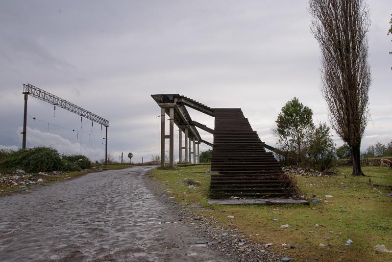 Gal's train station