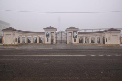 Grozny stadium
