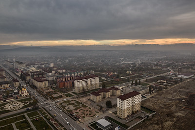 Landscape Caucasus 1