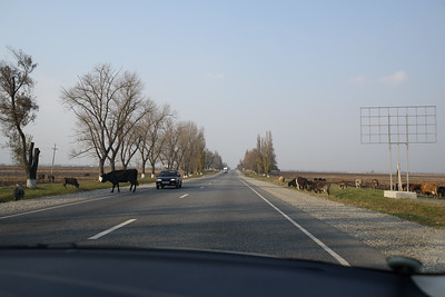 Russian highways