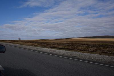 Fertile plains