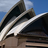 Sydney Opera - beautiful from the outside - ugly from the inside (even I never saw the inside)