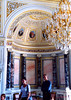 One of the rooms in the Hermitage Museum, St. Petersburg.