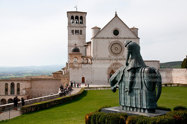 Papal Basilica of St. Francis of Assisi