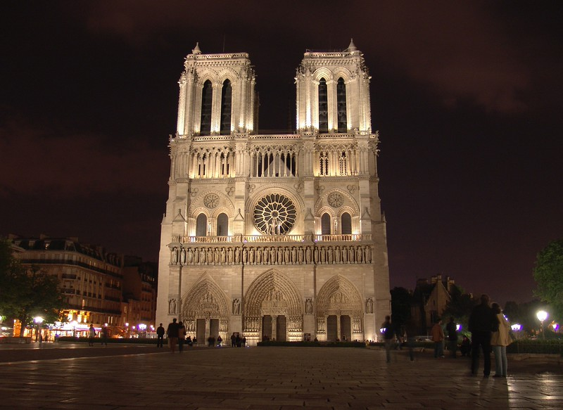 ND26: Notre Dame (Our Lady) is truly the heart and soul of Paris, in my opinion.  A beacon of peace for all who visit.