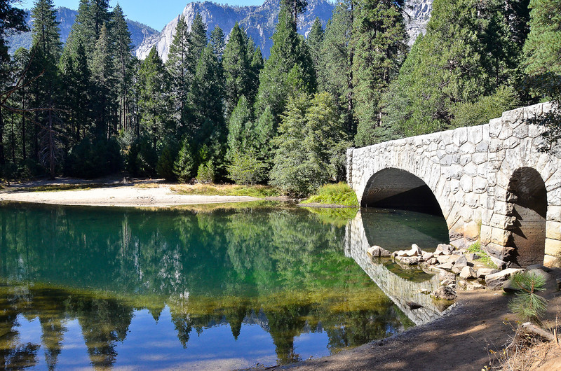 El Capitan Bridge... with reflections