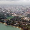 CITY OF SINGAPORE FROM THE AIR